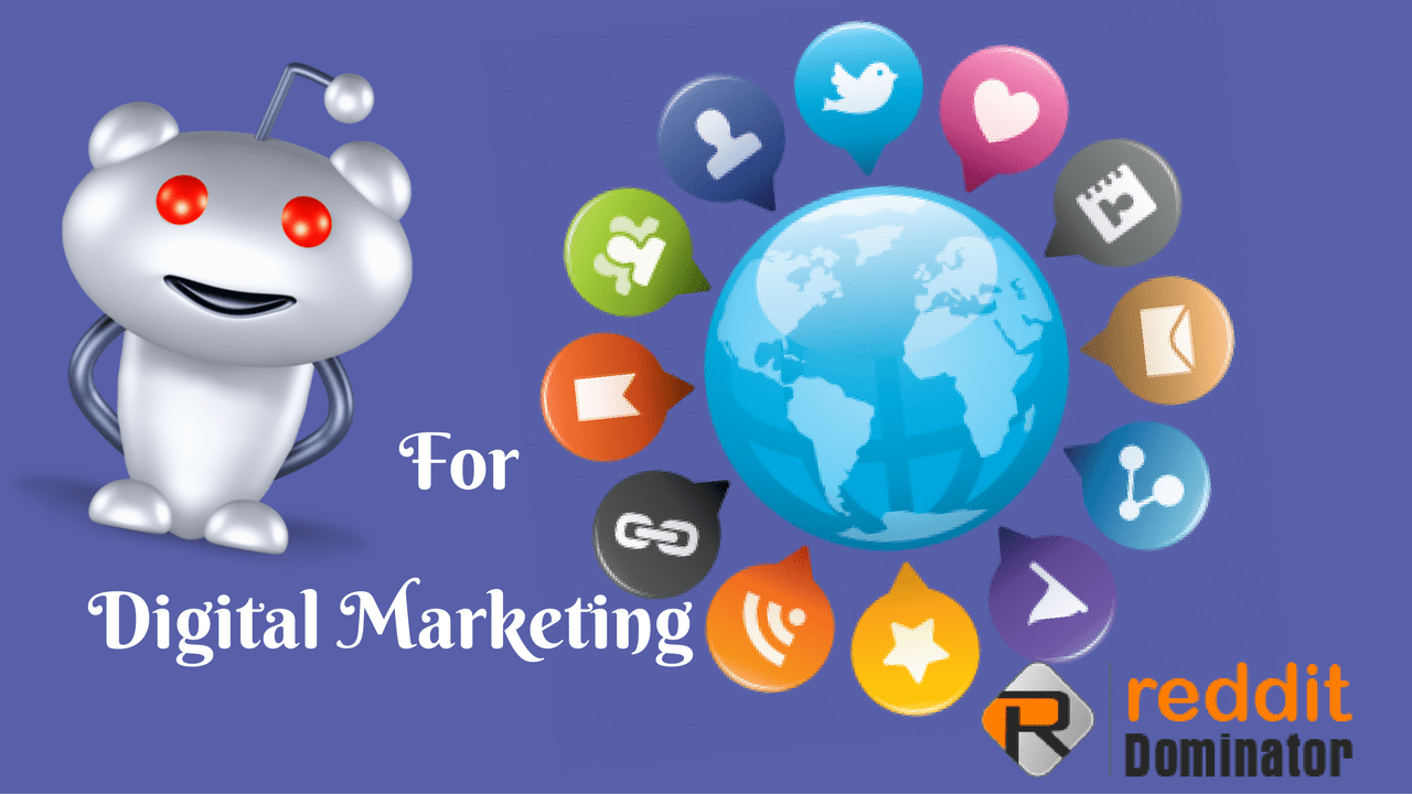 Use Reddit for Digital Marketing Digital marketing, Seo