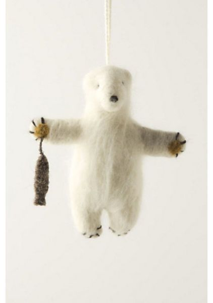 contemporary holiday decorations by Anthropologie