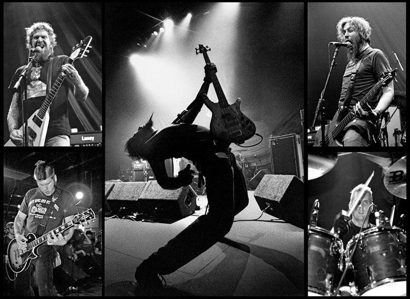 Album reviews  : Mastodon complete discography review  + Killer be ...
