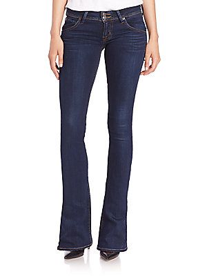 Hudson Beth Baby Bootcut Jeans - Oracle - Size