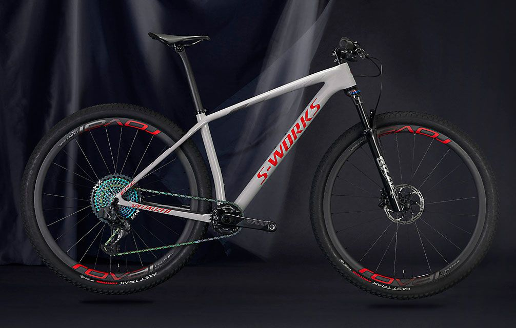 Specialized Says the New Epic is the Lightest (Production