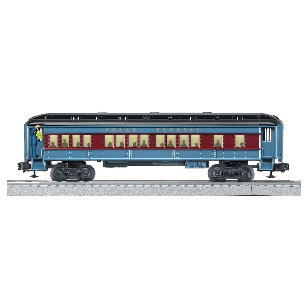 Lionel Polar Express Conductor Announcement Car In 2020 Lionel Polar Express Polar Express Train Polar Express
