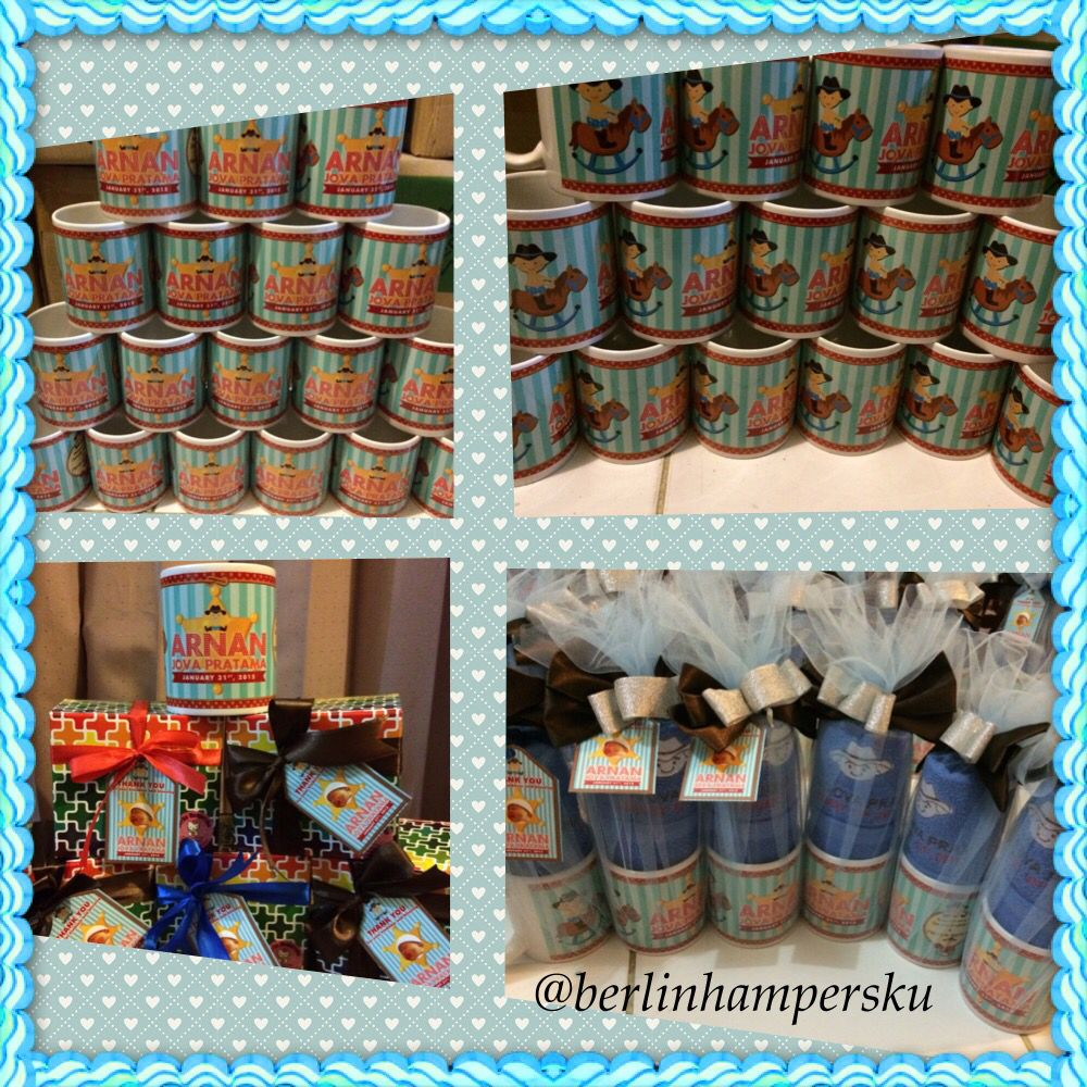 Hampers baby one month