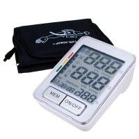 New Arrival: Digital Upper Arm Blood Pressure Monitor Meter Sphygmomanometer - Online Shop! : Online Shop!