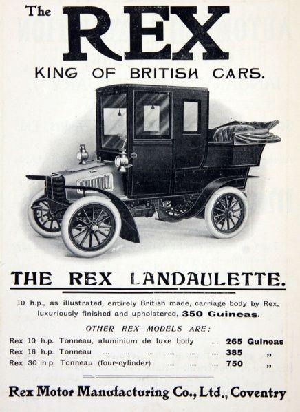 1903 AC Rex