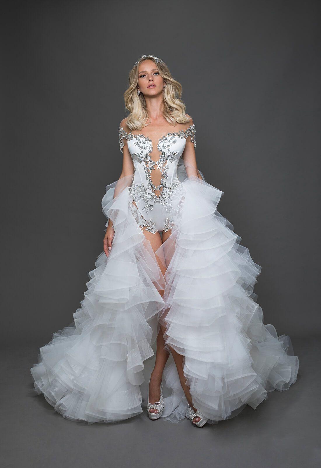 Wedding Gown Pnina Tornai 2018 Style No 4625 Pnina Tornai Wedding Dress Wedding Dresses Wedding Dresses Lace