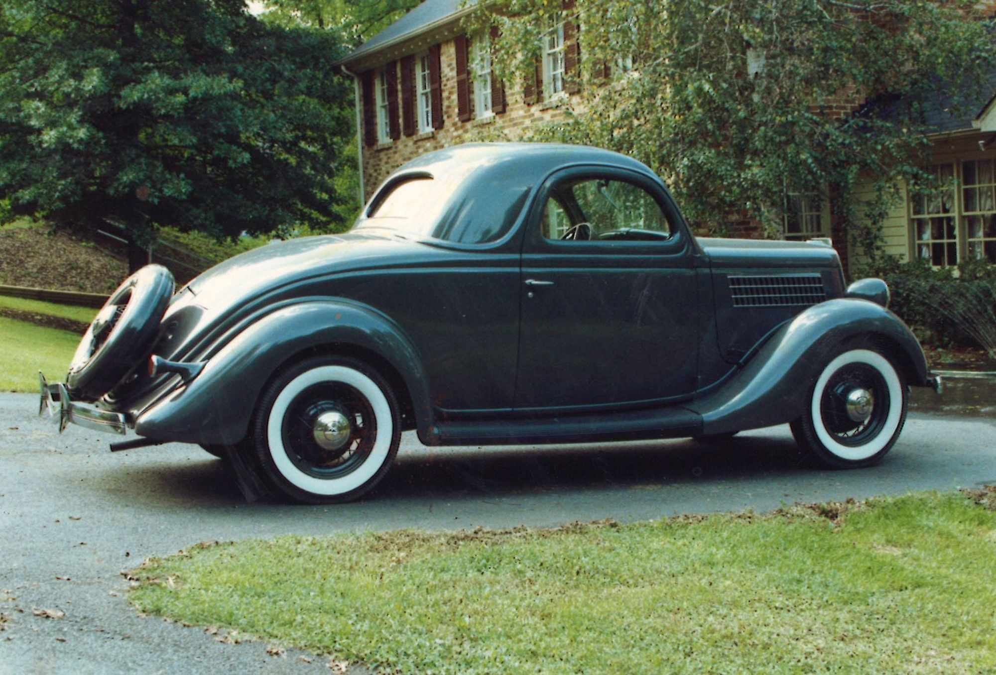From the Archives: 1935 Ford | Hemmings Daily | Car ...