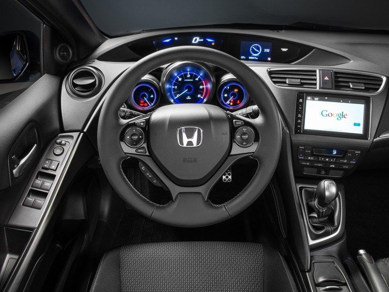 Get the Honda Civic 1.6 iDTEC Sport on a Personal or