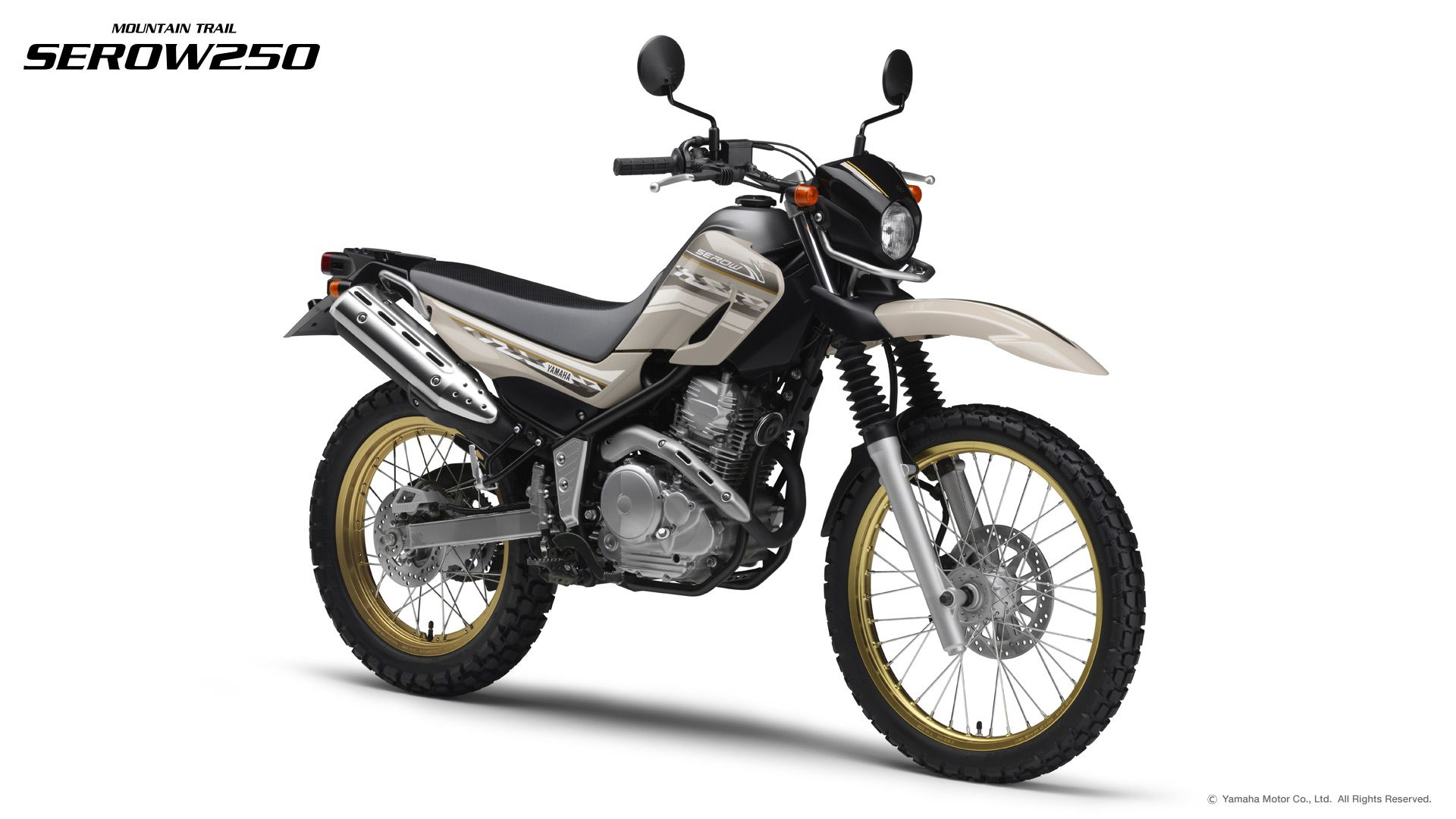 Yamaha serow250 2014