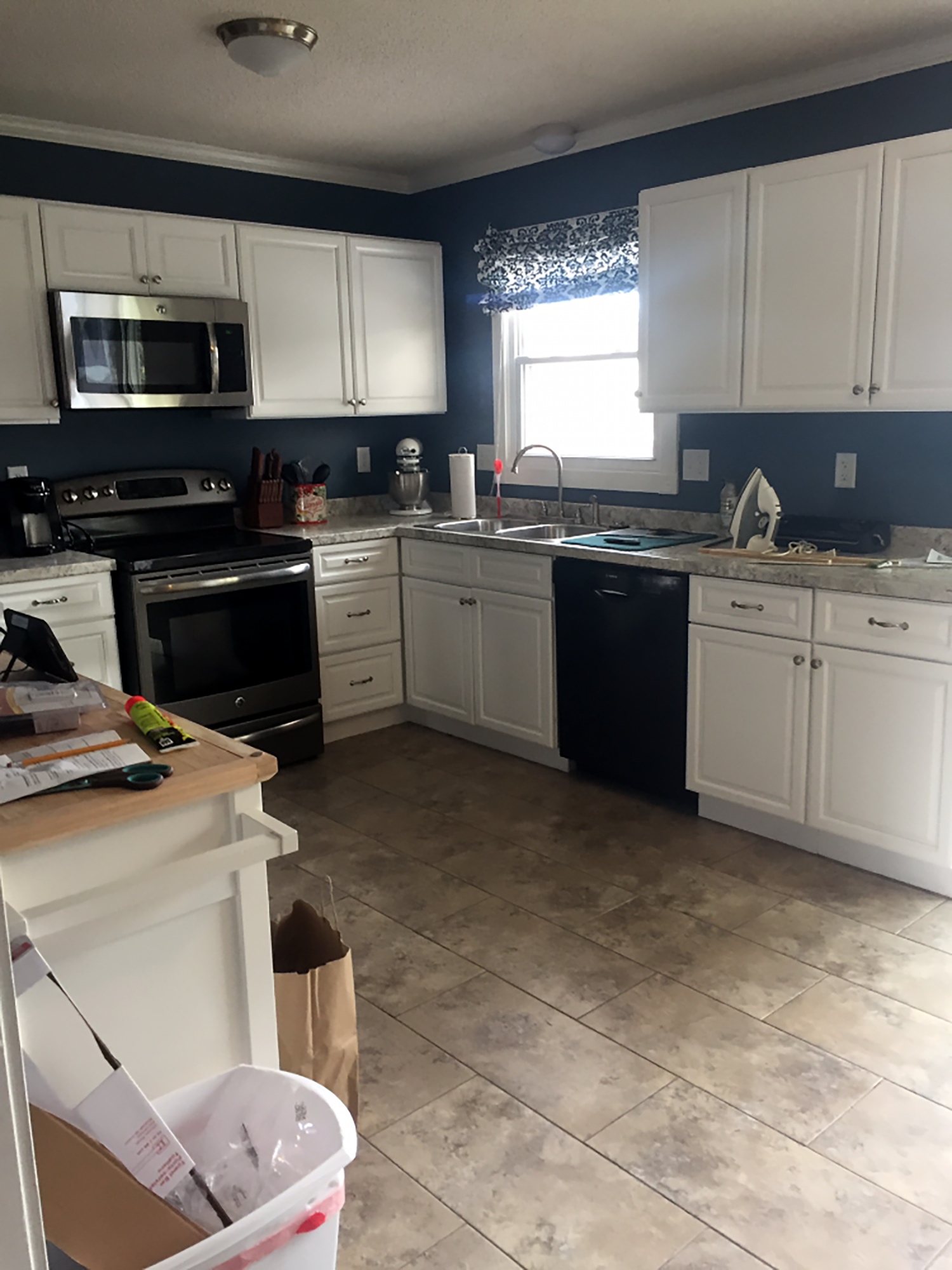 kitchen remodel by loren r. of east hartford, ct. bargain outlet of