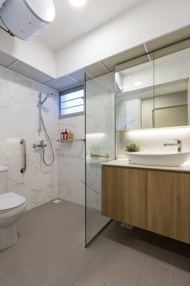 Hdb Living Room Decorating Ideas: 23 Pretty Outstanding HDB Designs