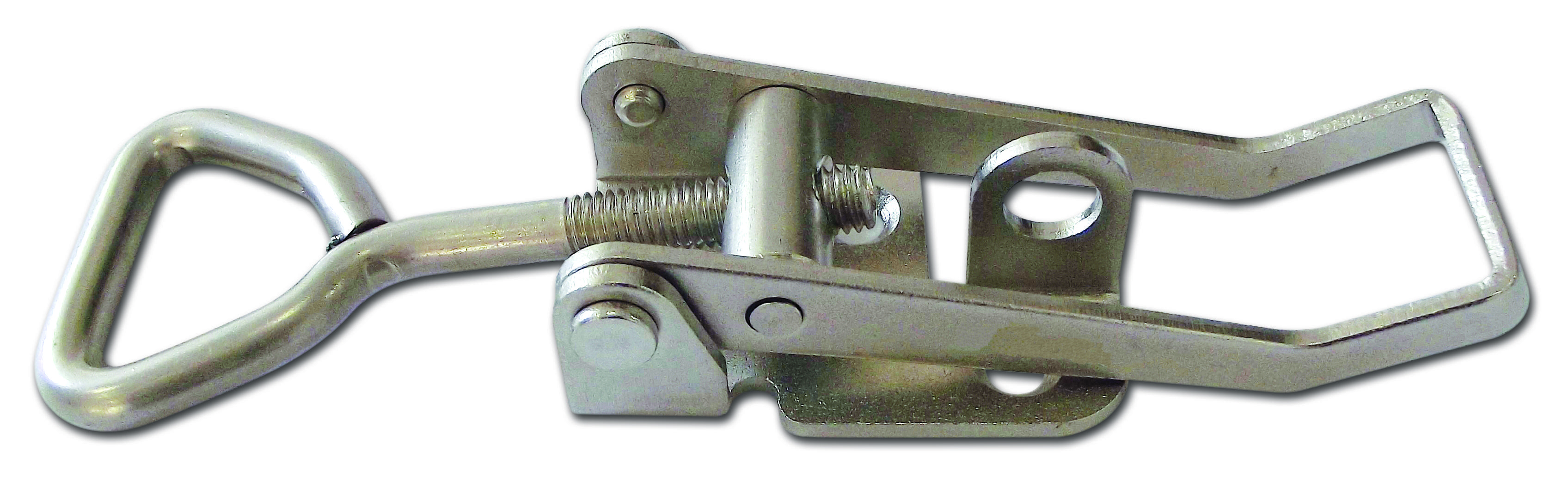 Adjustable draw toggle latch made of stainless steel 304 electro