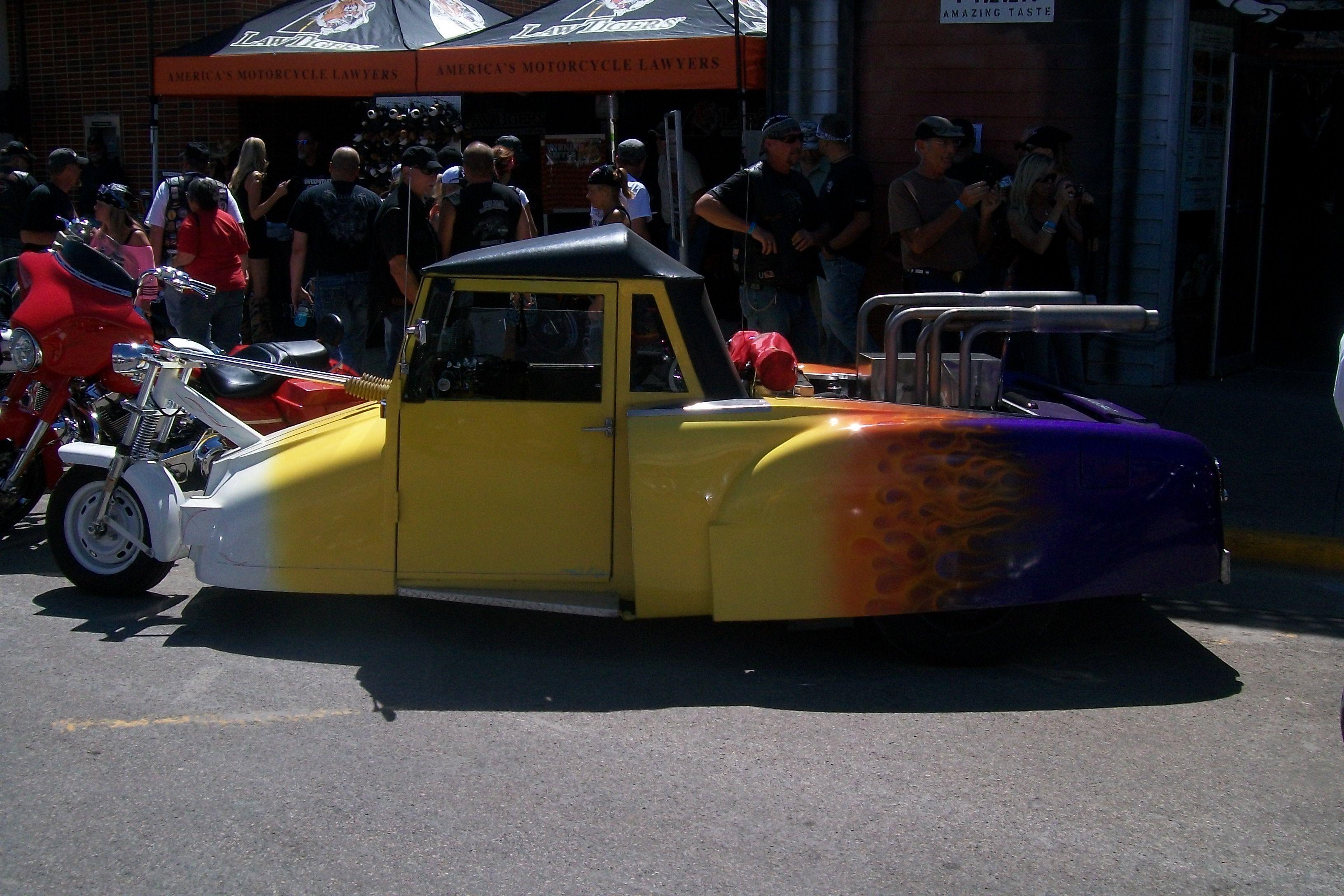 cool trike at sturgis 2012