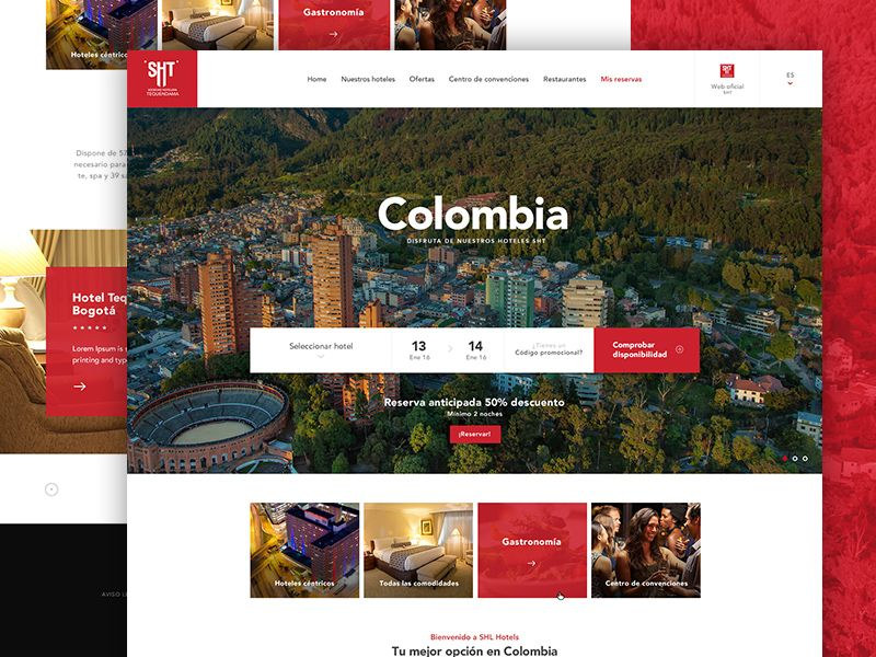 Colombia hotels