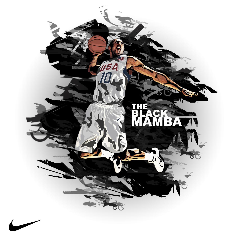 Kobe Bryant Team USA Wallpaper!