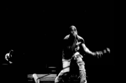 Yeezy Hit The Stage On The French Show To Perform His Joint Black Skinhead His New Album Yeezus Is In Stores Now Related Posts Video Kany Music