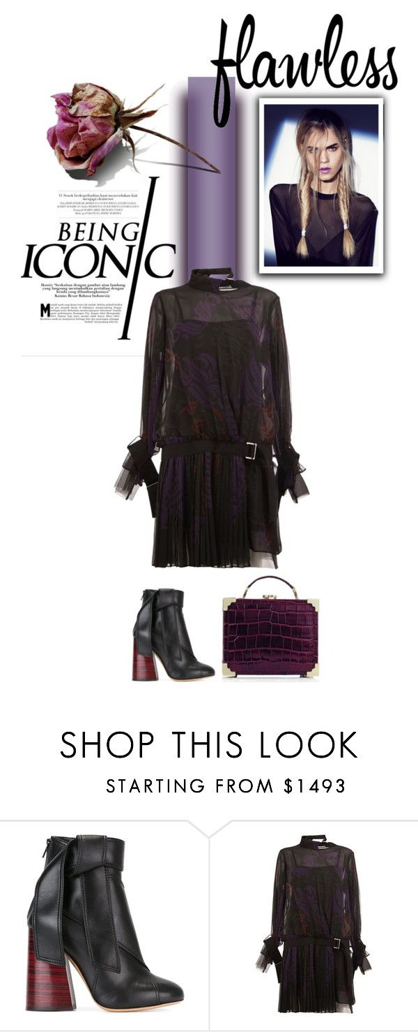 """""""Untitled #52"""" by georgiagreer ❤ liked on Polyvore featuring E L L E R Y, Sacai, Aspinal of London, Fall and polyvoreeditorial"""