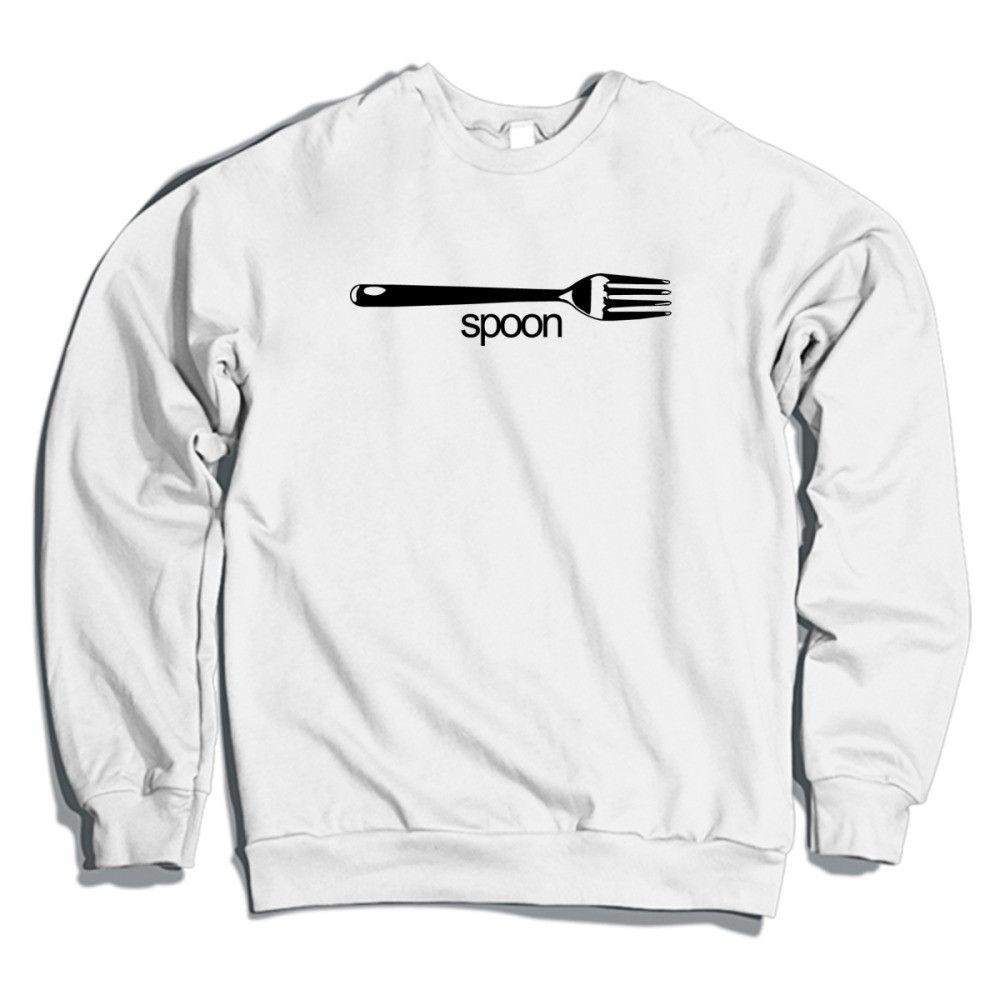 Spoon Crewneck Sweatshirt