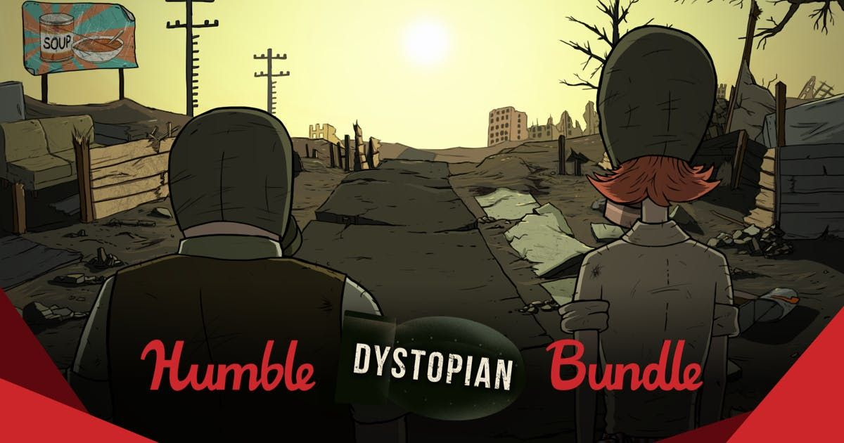 Pin By Mystery On Game Deals Dystopian Orwell Humble