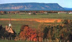 Blomindon, Nova Scotia khumphri
