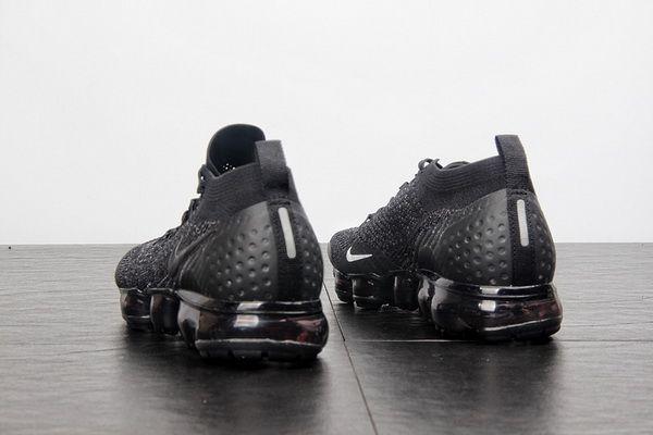 32fc6f7f7894f Nike Air Vapormax Flyknit 2.0 Triple Black 942842-012