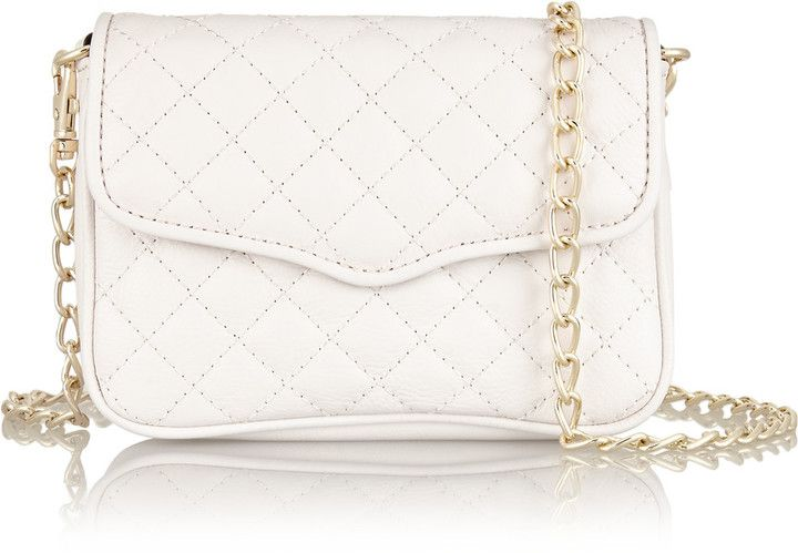 Rebecca Minkoff Affair convertible quilted leather bag - $107.25