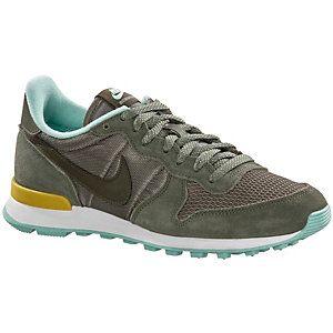 hot sale online ba009 b3613 ... Nike Internationalist - Sneaker Damen - petrol ...