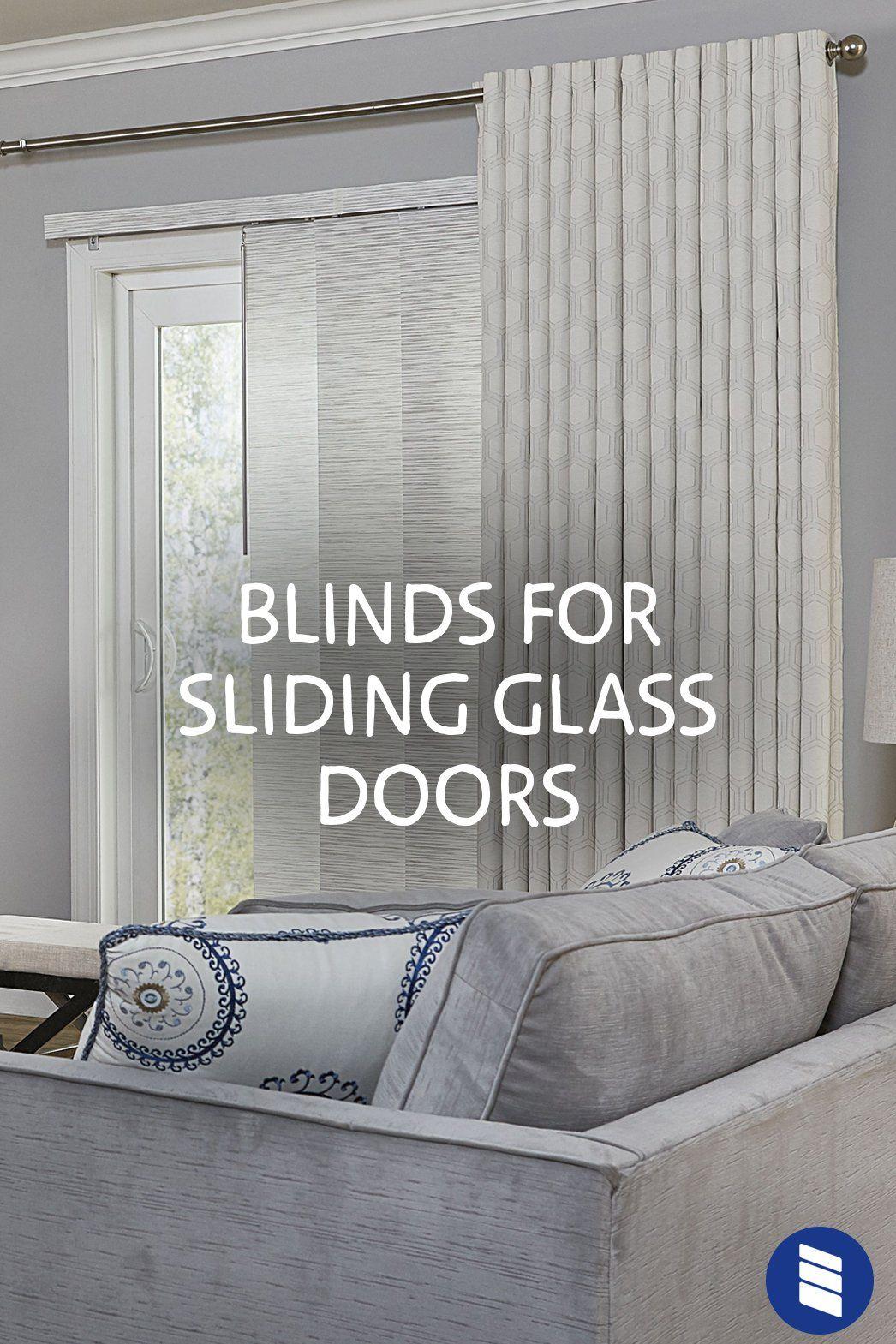 The Best Vertical Blinds Alternatives For Sliding Glass Doors
