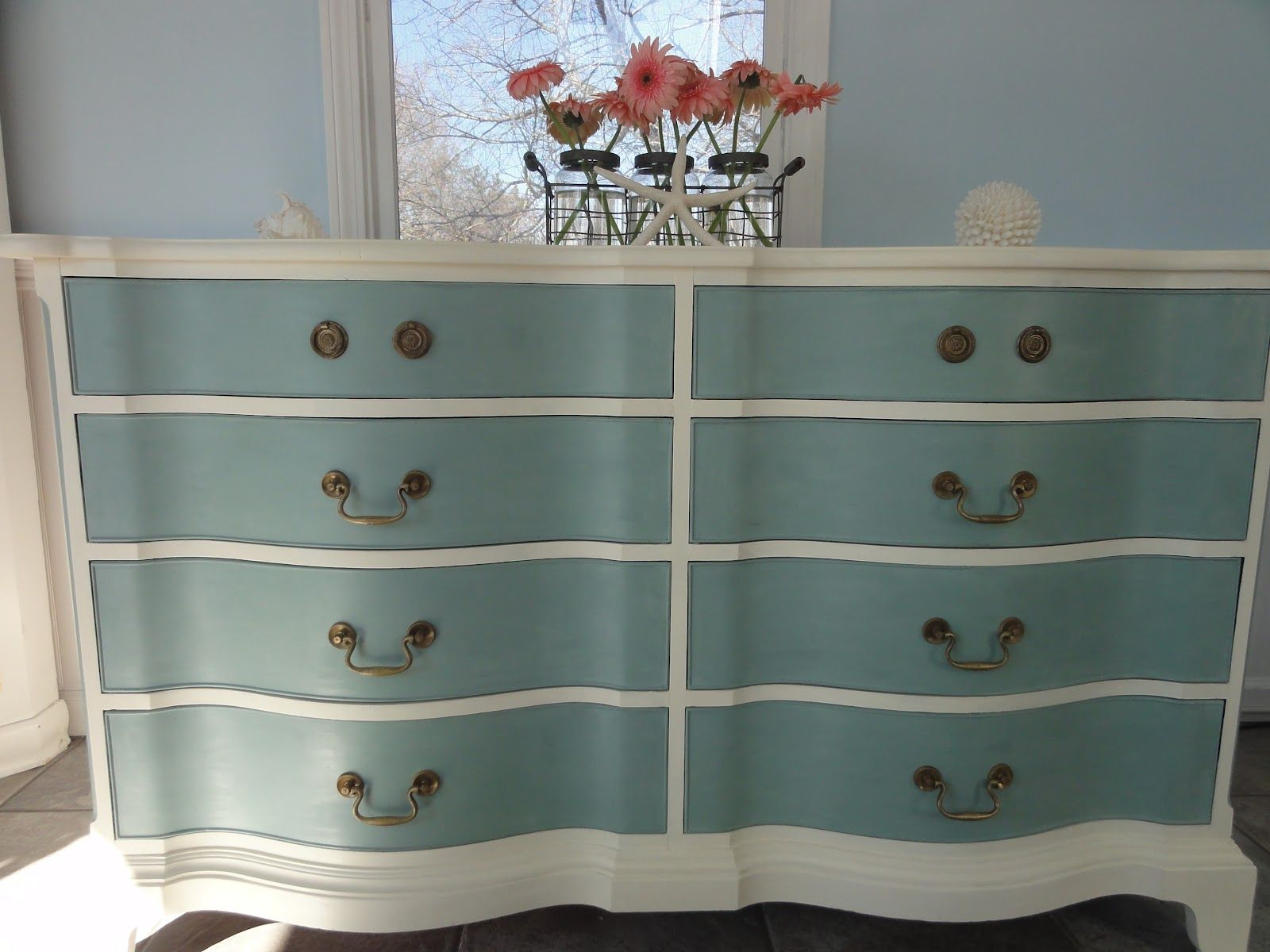 Annie Sloan Furniture Ideas Chalk Paint Linky Party
