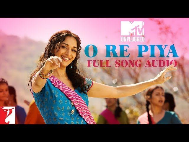MTV Unplugged - O Re Piya | Rahat Fateh Ali Khan | Aaja Nachle ...
