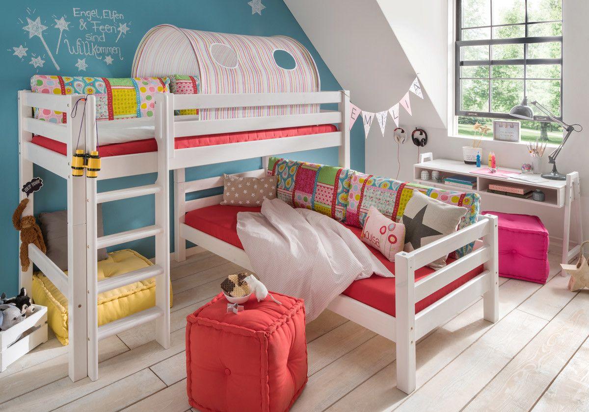Etagenbett Für Zwei Kinder : Kinderbett online kaufen für mädchen jungen otto