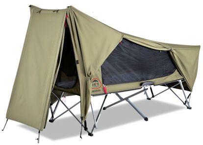 OZTENT Jet Tent Bunker 1 person Tent Cot  sc 1 st  Pinterest & OZTENT Jet Tent Bunker 1 person Tent Cot | Camping Wants ...