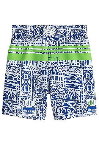 Sun Protective Baby Boys Island Swim Trunks Coolibar UPF 50
