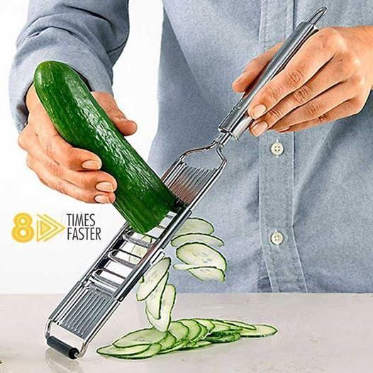 🤩Make 8 slices with this super slicer with each si