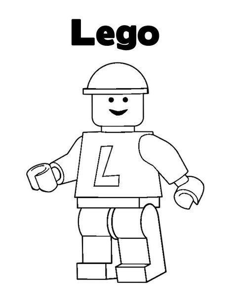 Kleurplaten Lego Cars.Lego 16 De Beste Kleurplaten Themafeestje Lego Lego
