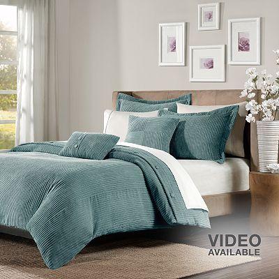 I Just Love Corduroy On A Bed Super Soft Madison Duvet Cover Set