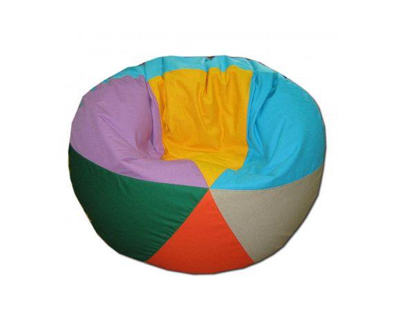Multicolor Multifunctional Beanbag Chair Bean Bag Chair