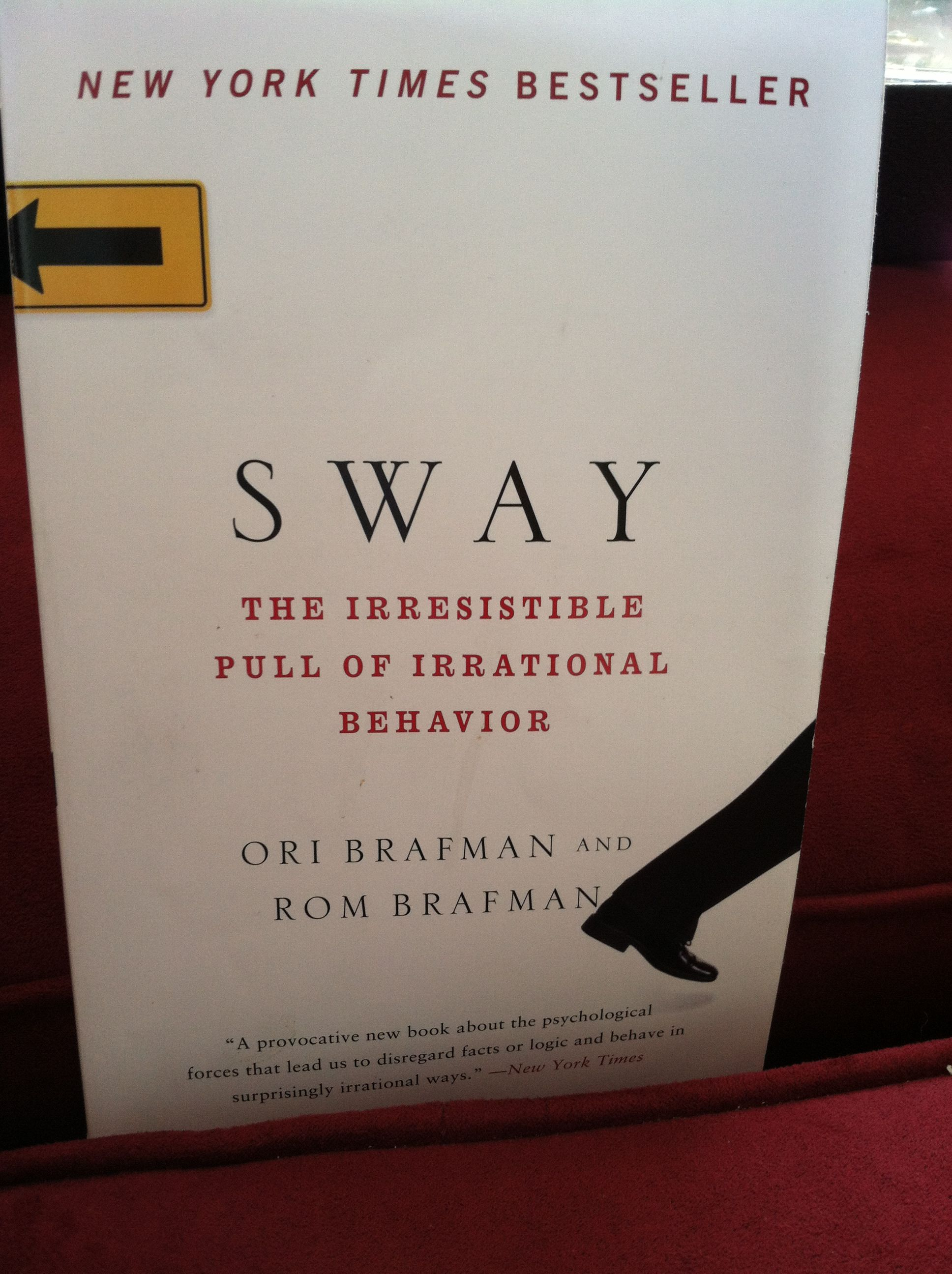 efcfe0fdd9c8 in the meeting max blog Array - sway the irresistible pull of irrational  behavior great book rh pl pinterest com