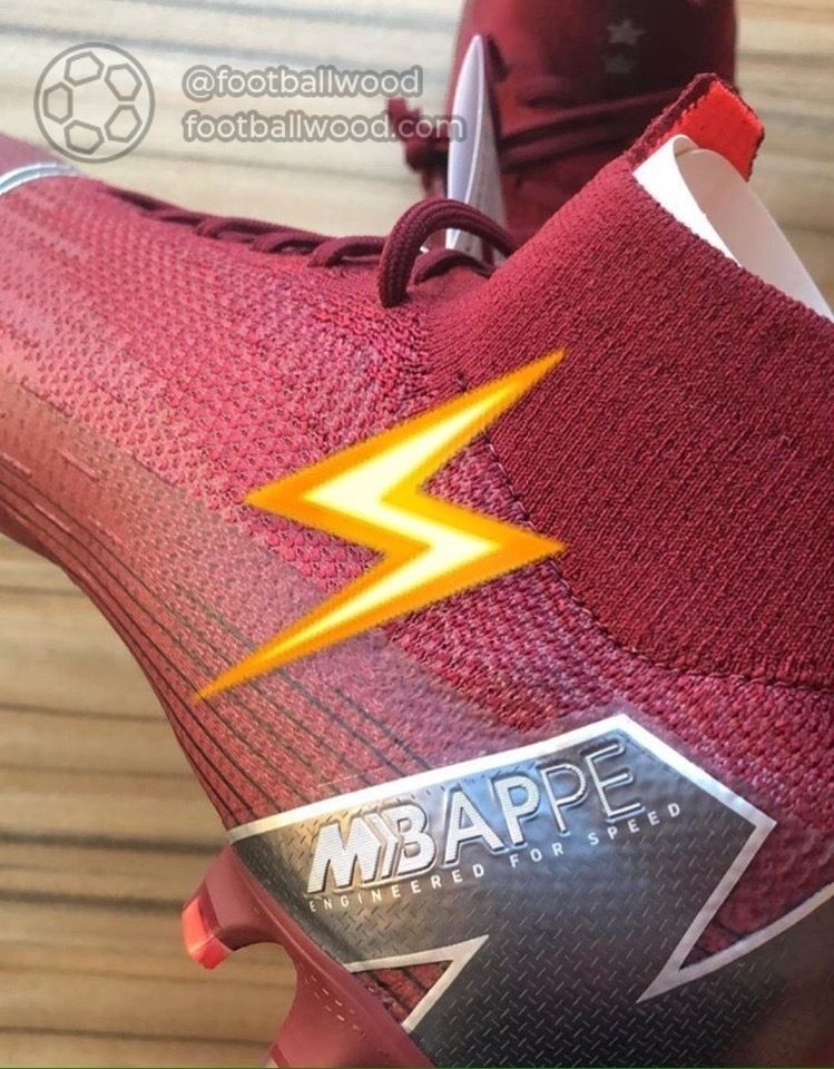 competitive price 44acb e485c New Mbappe boots - Flash!  football  psg  mbappe
