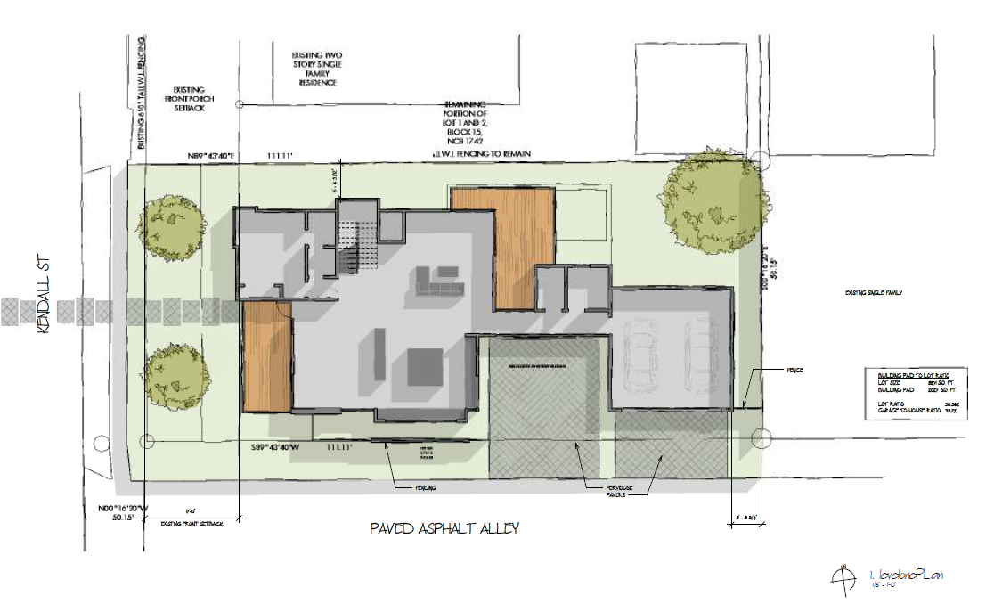 New Construction Site Plan Site Plans Site Plan Architecture Details