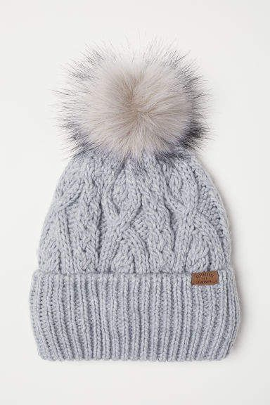 7aaf49ee5 Knit Hat | Products | Knitted hats, Outfits with hats, Cable knit hat