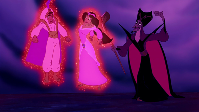 Aladdin : Return of Jafar