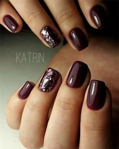 130+ amazing holiday nail art designs ideas for you 1 ~ thereds.me