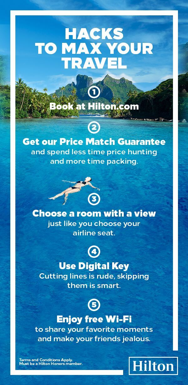 Book at Hilton com for the best price and free perks