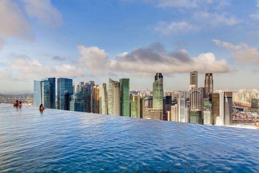 Bangkok Beste Hotels Infinity Pool