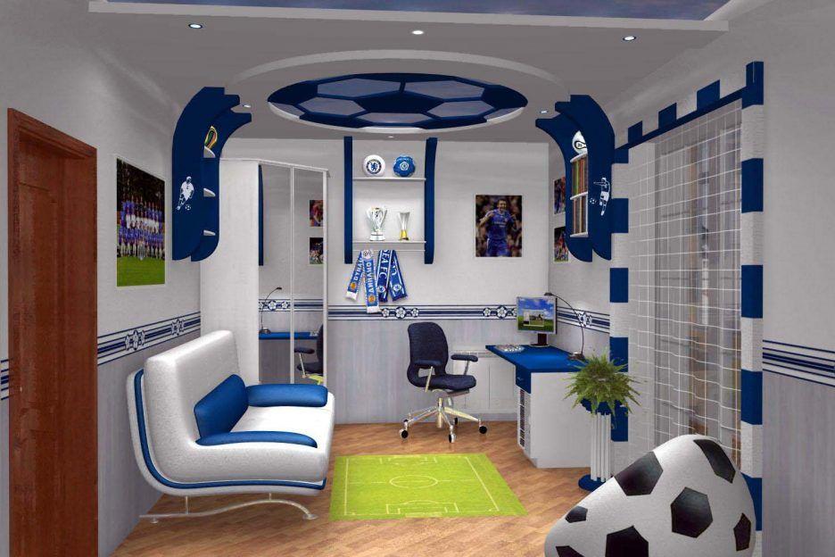 Fußball Schlafzimmer Dekor Für 14 Ideen Für Fußball