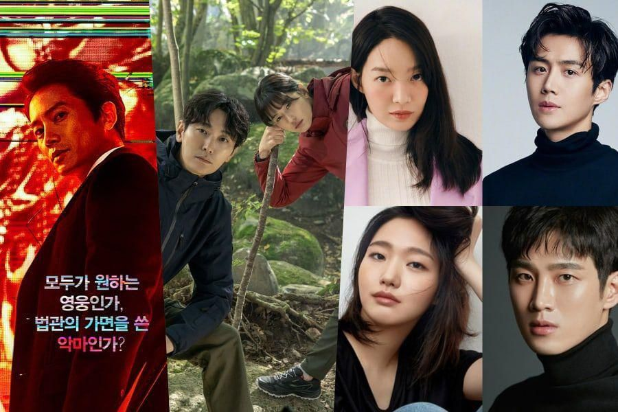 tvN Shares Detailed Drama Lineup For 2nd Half Of 2021