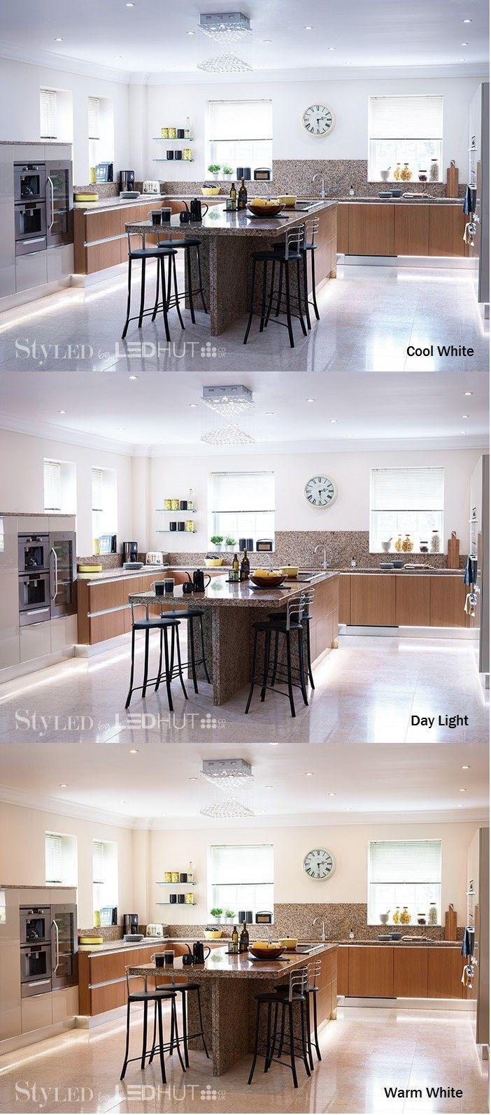 Warm Light Vs Daylight : light, daylight, Lights,, Bulbs, Loads, Amazing, Prices, Kitchen, Colors,, Lighting,, Lighting, Design