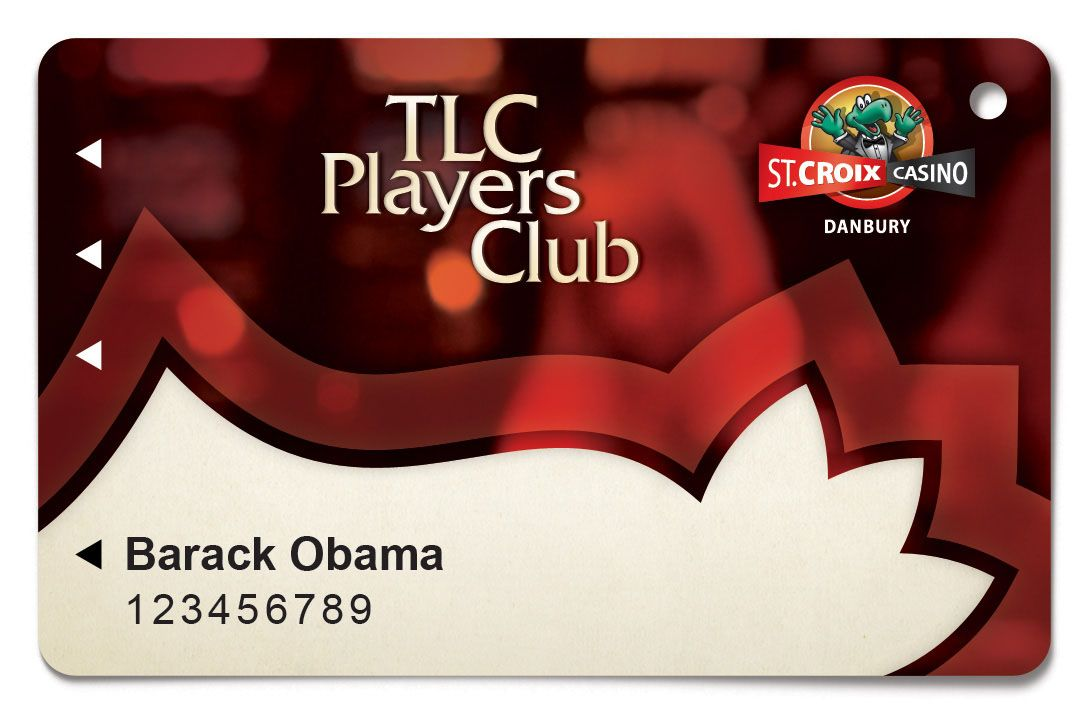 TLC Players Club Card Design Our Work Creative Pinterest - club card design