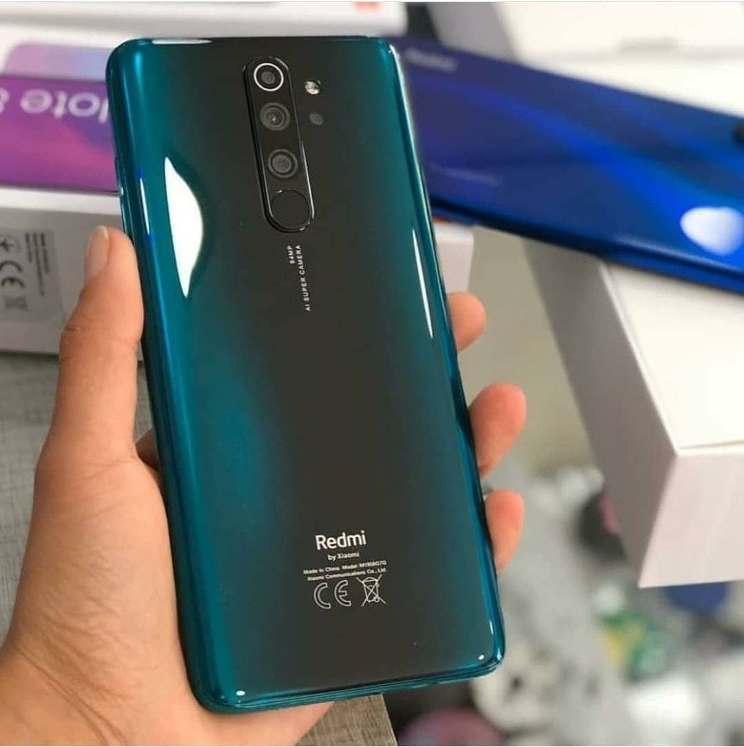 We Think It S Beautiful Get The Xiaomi Redmi Note 8 Pro 128gb Dual Sim 4g Lte Smartphone Today For R5 699 Shop Online Smart Smartphone Phone Mobile Phone